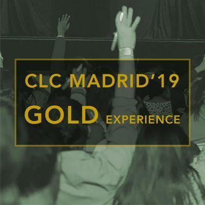 Entrada GOLD CLC