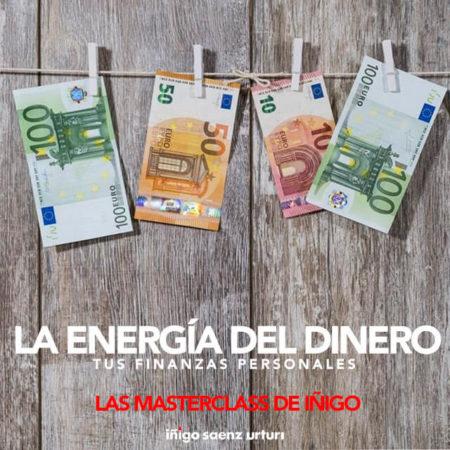MASTERCLASS LA ENERGIA DEL DINERO