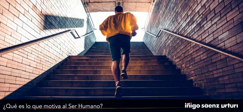 ¿Qué es lo que motiva al Ser Humano?