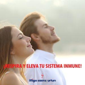 respira y eleva tu sistema inmune